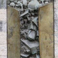 Ioannina Holocaust Memorial Detail 1.JPG