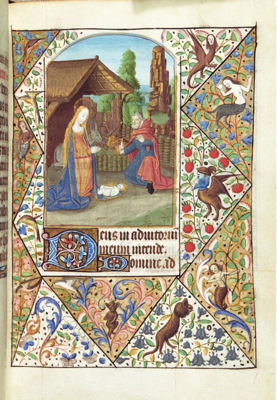 Nativity (folio 69r)
