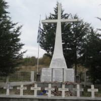 Vigla Cemetery Central Monument & Graves.JPG